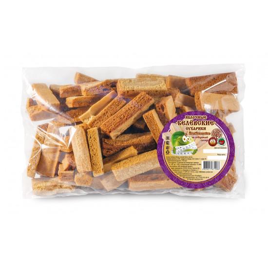 Хрустики (сухарики из пастилы), 500 грамм