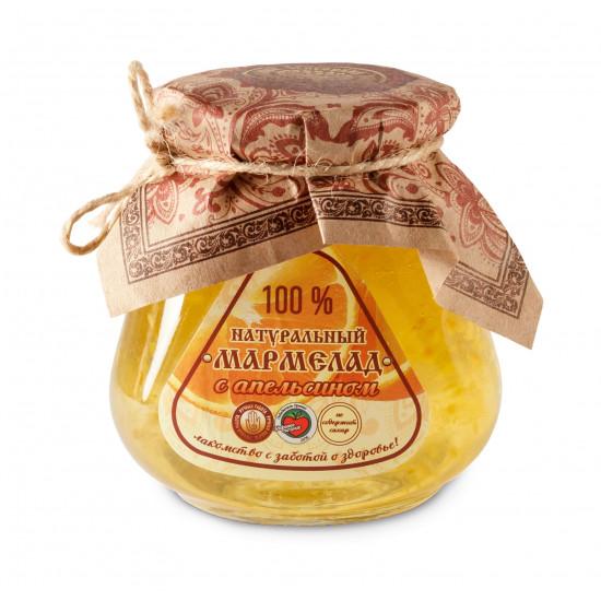 Натуральный жидкий мармелад с апельсином