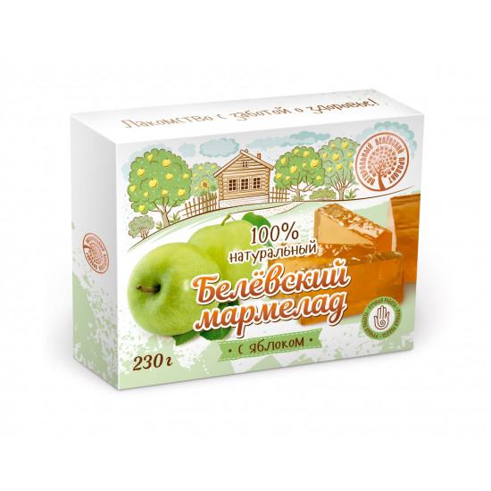БП Белевский мармелад  с яблоком, 230 грамм