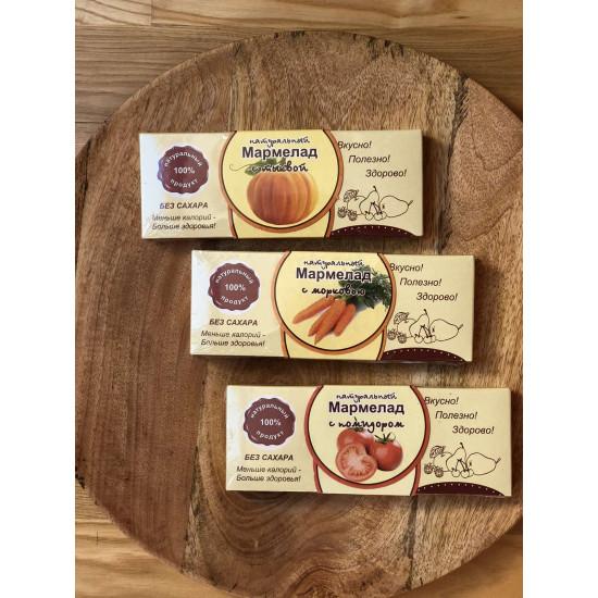 Мармелад натуральный 140 гр