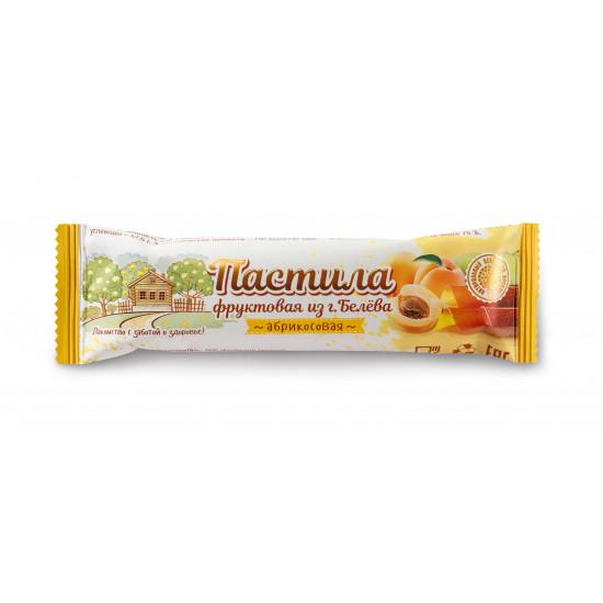 "Пастила фруктовая из г.Белёва ""Абрикосовая"", 30 грамм"